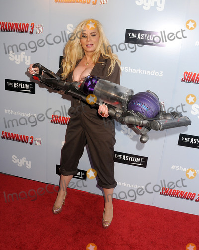 Cindy Margolis Photo - 22 July 2015 - Westwood California - Cindy Margolis Sharknado 3 Oh Hell No Los Angeles Premiere held at iPic Theaters Photo Credit Byron PurvisAdMedia