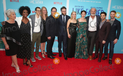 Amanda Bowers Photo - 31 July 2018 - Hollywood California - Mary Looram Blaire Brooks Amanda Bowers Anders Bard Seth Rogen Kristen Bell Lauren Miller Rogen Kelsey Grammer Paul Downs Zach Appelman Like Father Los Angeles Premiere held at the ArcLight Hollywood Photo Credit F SadouAdMedia