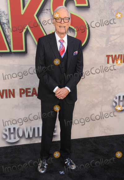 Richard Chamberlain Photo - 19 May 2017 - Los Angeles California - Richard Chamberlain Premiere Of Showtimes Twin Peaks held at Theater at The Ace Hotel in Los Angeles Photo Credit Birdie ThompsonAdMedia