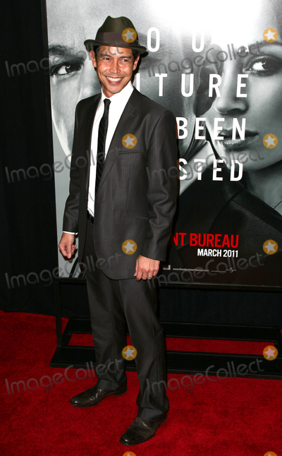 ANTHONY RULVIVAR Photo - 14 February 2011 - New York NY - Anthony Rulvivar The World Premiere of The Adjustment Bureau at the Ziegfeld Theatre on February 14 2011 in New York City Photo Paul ZimmermanAdMedia