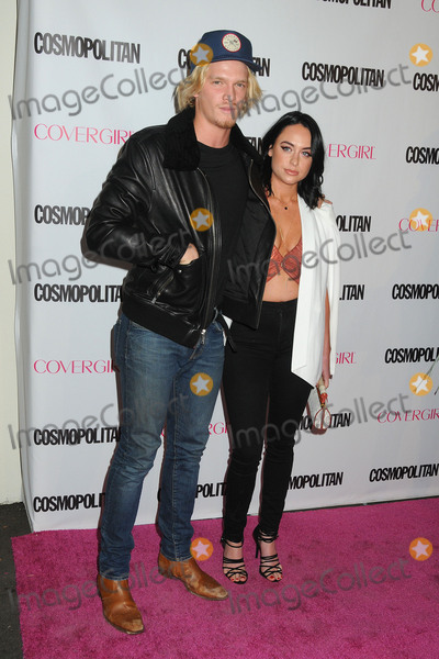 Alexx Mack Photo - 12 October 2015 - Hollywood California - Cody Simpson Alexx Mack Cosmopolitan 50th Birthday Celebration held at Ysabel Photo Credit Byron PurvisAdMedia