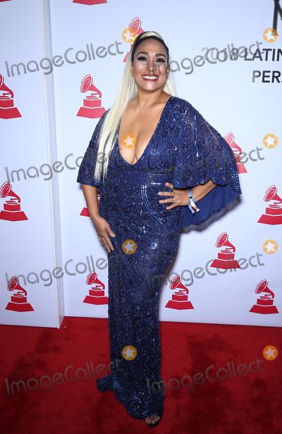 Aymee Nuviola Photo - 14 November 2018 - Las Vegas NV -  Aymee Nuviola  2018 Latin Recording Academy Person of The Year Gala honoring Man at Mandalay Bay Events Center Photo Credit MJTAdMedia