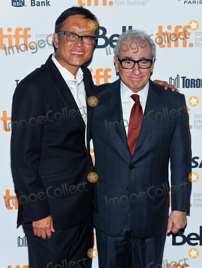 Andrew Lau Photo - 10 September 2014 - Toronto Canada - Andrew Lau Martin Scorsese Revenge Of The Green Dragons Premiere during the 2014 Toronto International Film Festival held at the Ryerson Theatre Photo Credit Brent PerniacAdMedia
