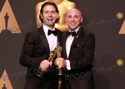 Alan Barillaro Photo - 26 February 2017 - Hollywood California - Alan Barillaro Marc Sondheimer 89th Annual Academy Awards presented by the Academy of Motion Picture Arts and Sciences held at Hollywood  Highland Center Photo Credit Theresa ShirriffAdMedia