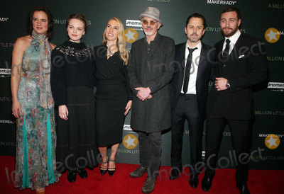 Sam Taylor Photo - 4 December 2019 - West Hollywood California - James Frey Juliette Lewis Odessa Young Sam Taylor-Johnson Aaron Taylor-Johnson Giovanni Ribisi Special Screening Of Momentum Pictures A Million Little Pieces held at The London Hotel Photo Credit FSAdMedia