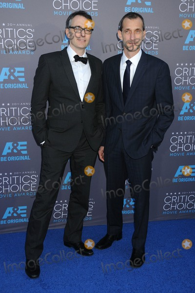 Anthony Stacchi Photo - 15 January 2015 - Hollywood California - Graham Annable Anthony Stacchi 20th Annual Critics Choice Movie Awards - Arrivals held the Hollywood Palladium Photo Credit Byron PurvisAdMedia