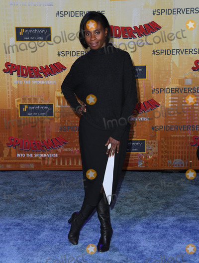 Adina Porter Photo - 01 December 2018 - Westwood California - Adina Porter  Spider-Man Into The Spider-Verse Los Angeles Premiere held at The Regency Village Theater Photo Credit Birdie ThompsonAdMedia