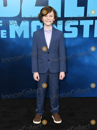 Tyler Crumley Photo - 18 May 2019 - Hollywood California - Tyler Crumley Godzilla King Of The Monsters Los Angeles Premiere held at TCL Chinese Theatre Photo Credit Birdie ThompsonAdMedia
