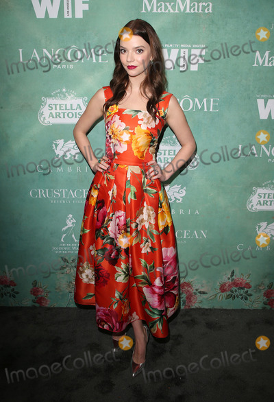 Anya Taylor-Joy Photo - 02 March 2018 - Beverly Hills California - Anya Taylor-Joy 11th Annual Women In Film Pre-Oscar Cocktail Party at Crustacean Photo Credit F SadouAdMedia