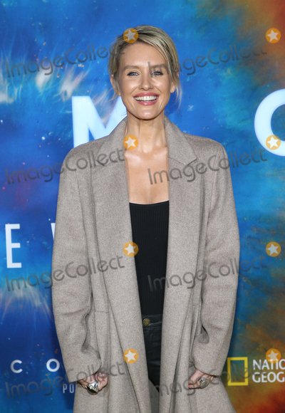 Nicky Whelan Photo - 26  February 2020 - Westwood California - Nicky Whelan National Geographics Cosmos Possible Worlds Los Angeles Premiere held at Royce Hall UCLA Photo Credit FSAdMedia