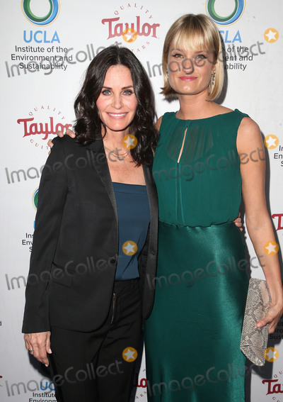 Alexandria Jackson Photo - 22 March 2018 - Beverly Hills California - Courteney Cox Alexandria Jackson 2018 UCLA IoES Gala held at a private residence Photo Credit F SadouAdMedia