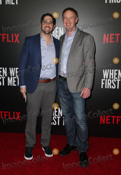 Adam Saunders Photo - 20 February 2018 - Hollywood California - Adam Saunders Steve Eddy Special Screening of Netflix When We First Met held at Arclight Hollywood Photo Credit F SadouAdMedia