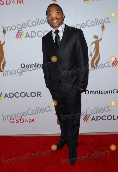 Allen Maldonado Photo - 20 September 2014 - Beverly Hills California - Allen Maldonado Arrivals for the 8th Annual ADCOLOR Awards held at The Beverly Hilton Hotel in Beverly Hills Ca Photo Credit Birdie ThompsonAdMedia