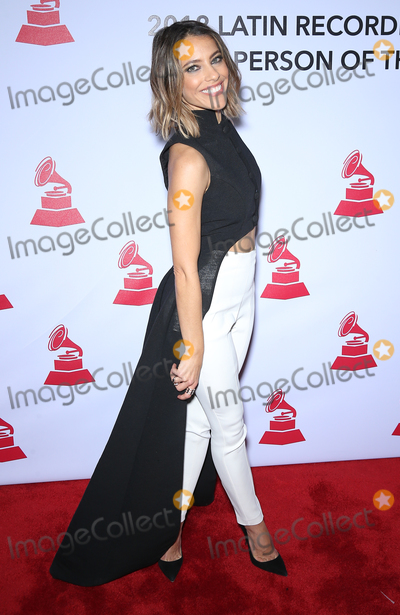 Debi Nova Photo - 14 November 2018 - Las Vegas NV -  Debi Nova  2018 Latin Recording Academy Person of The Year Gala honoring Man at Mandalay Bay Events Center Photo Credit MJTAdMedia