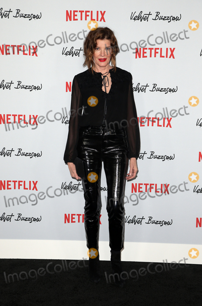 RENEE RUSSO Photo - 28 January 2019 - Hollywood California - Rene Russo Premiere Screening Of Velvet Buzzsaw held at The Egyptian Theatre Photo Credit Faye SadouAdMedia