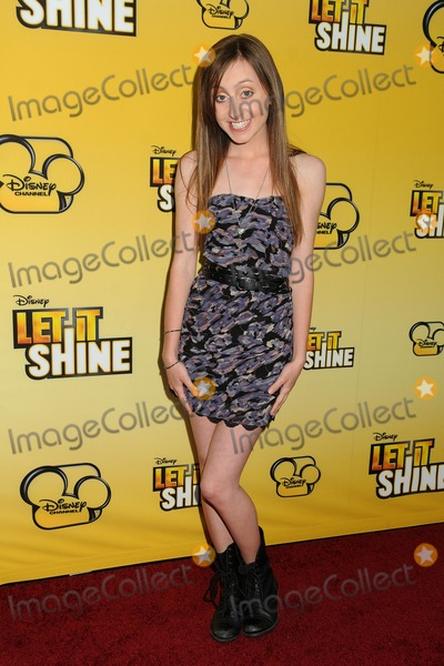 Allisyn Arm Photo - 5 June 2012 - West Hollywood California - Allisyn Ashley Arm Let It Shine Los Angeles Premiere held at the Directors Guild of America Photo Credit Byron PurvisAdMedia
