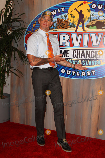 Brad Culpepper Photo - 24 May 2017 - Los Angeles California - Brad Culpepper Survivor Game Changers Mamanuca Islands Finale held at CBS Studio Center Photo Credit AdMedia