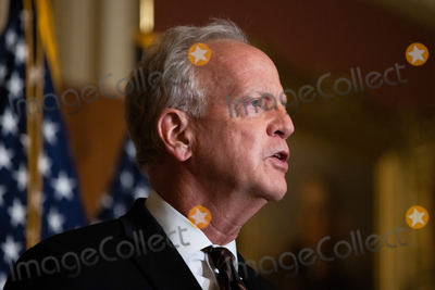 Supremes Photo - Senator Jerry Moran R-KS speaks during a press conference after President Trumps Supreme Court nominee Judge Amy Coney Barrett was confirmed by the Senate as the 115th justice to the Supreme Court on Capitol Hill Monday October 26th 2020AdMedia