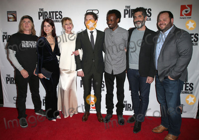 Melanie Griffith Photo - 06 December 2017 - Hollywood California - Melanie Griffith Evan Peters Bryan Buckley Mino Jarjoura Kiana Madani Barkhad Abdi Matt Lefebvre The Pirates Of Somalia Los Angeles Premiere held at TCL Chinese 6 Theatres Photo Credit F SadouAdMedia