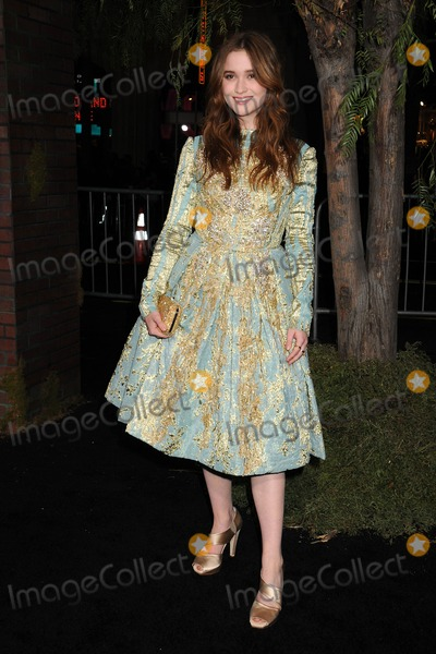 Alice Englert Photo - 6 February 2013 - Hollywood California - Alice Englert Beautiful Creatures Los Angeles Premiere held at the TCL Chinese Theatre Photo Credit Byron PurvisAdMedia
