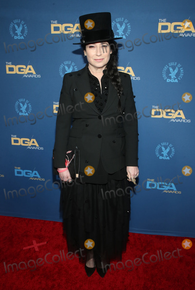 Amy Sherman-Palladino Photo - 25 January 2020 - Los Angeles California - Amy Sherman-Palladino 72nd Annual Directors Guild Of America Awards (DGA Awards 2020) held at the The Ritz Carlton Photo Credit F SadouAdMedia