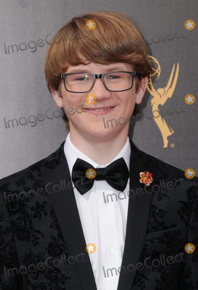 Aidan Miner Photo - 10 September 2016 - Los Angeles California Aidan Miner 2016 Creative Arts Emmy Awards - Day 1 held at Microsoft Theater Photo Credit Birdie ThompsonAdMedia