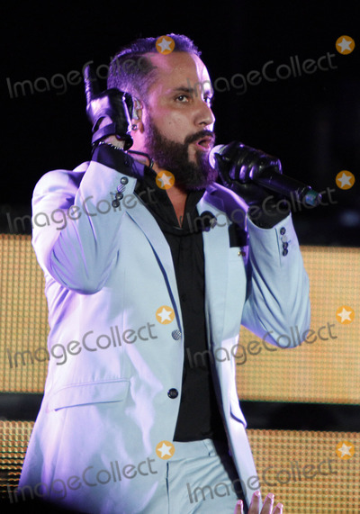 AJ McLean Photo - August 22 2013 - Atlanta GA - The Backstreet Boys performed in concert at the Chastain Park Amphitheatre Photo credit Dan HarrAdMedia