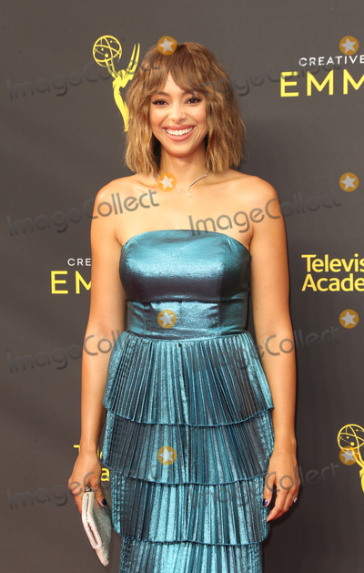 Amber Stevens Photo - 14 September 2019 - Los Angeles California - Amber Stevens West  2019 Creative Arts Emmy Awards held at Microsoft Theater Photo Credit FSadouAdMedia
