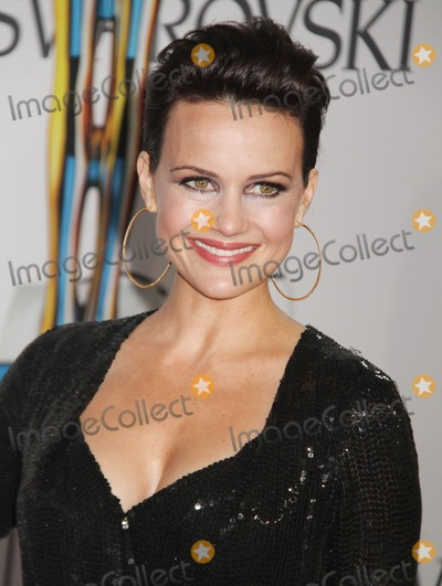 Alex Cole Photo - 06 June 2011 - New York NY - Carla Gugino 2011 CFDA Fashion Awards held at Alice Tully Hall Lincoln Center Photo Credit Alex ColeAdMedia