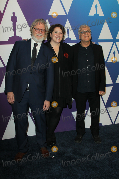 Yorgos Mavropsaridis Photo - 04 February 2019 - Los Angeles California - Tony McNamara Lee Magiday Yorgos Mavropsaridis 91st Oscars Nominees Luncheon held at the Beverly Hilton in Beverly Hills Photo Credit AdMedia