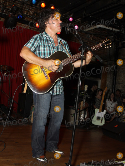 Pete Huttlinger Photo - July 26 2011 - Nashville TN - Pete Huttlinger Artists musicians and songwriters came together at Mercy Lounge to help raise funds for Pete Huttlinger a widely respected guitarist and Nashville studio artist  Huttlinger has a congenital heart disease and is in need of a heart transplant Photo credit Dan HarrAdmedia
