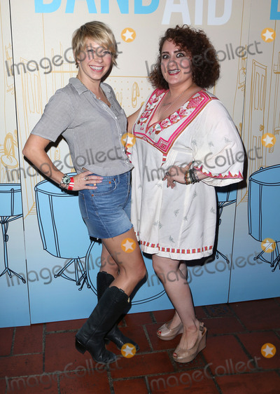 Artemis Pebdani Photo - 30 May 2017 - Los Angeles California - Mary Elizabeth Ellis Artemis Pebdani Premiere Of IFC Films Band Aid held at The Theatre at Ace Hotel Photo Credit F SadouAdMedia