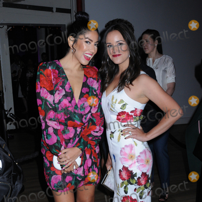 Melissa Fumero Photo - 13 May 2019 - New York New York - Stephanie Beatriz and Melissa Fumero at the Entertainment Weekly  People New York Upfronts Celebration at Union Park in Flat Iron Photo Credit LJ FotosAdMedia