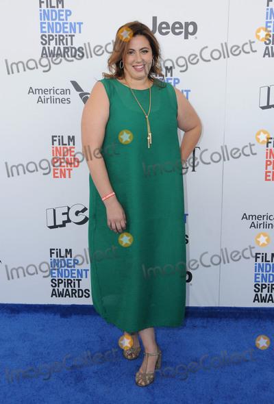 Jordana Mollick Photo - 25 February 2017 - Santa Monica California - Jordana Mollick 2017 Film Independent Spirit Awards held held at the Santa Monica Pier Photo Credit Birdie ThompsonAdMedia