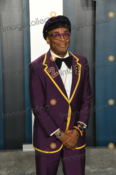 Spike Lee Photo - 09 February 2020 - Los Angeles California - Spike Lee 2020 Vanity Fair Oscar Party following the 92nd Academy Awards held at the Wallis Annenberg Center for the Performing Arts Photo Credit Birdie ThompsonAdMedia
