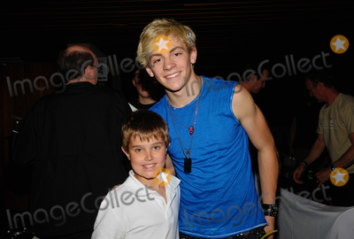 Photos and pictures 06 may 2013 hamilton ontario canada actor actor musician ross lynch with ben at fan meet and greet during the r5 loud tour held at molson canadian studio at m4hsunfo