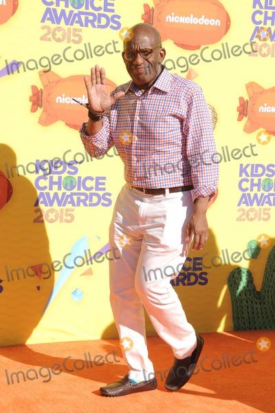 Al Roker Photo - 28 March 2015 - Inglewood California - Al Roker 2015 Kids Choice Awards held at The Forum Photo Credit Byron PurvisAdMedia