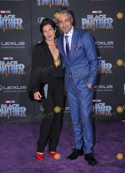 Taika Waititi Photo - 29 January 2018 - Hollywood California - Taika Waititi Marvel Studios Black Panther World Premiere held at Dolby Theater Photo Credit Birdie ThompsonAdMedia