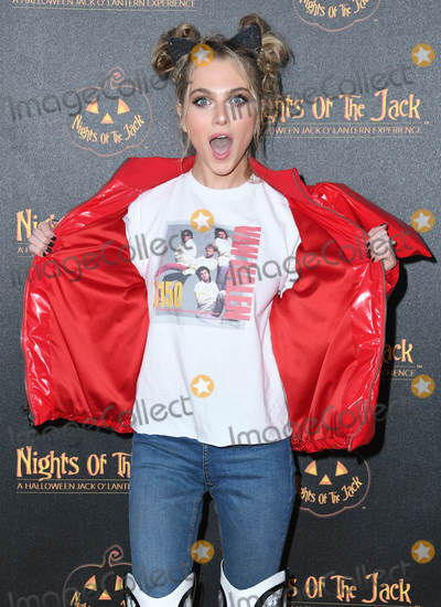 Anne Winters Photo - 02 October 2019 - Calabasas California - Anne Winters Nights of the Jack s Friends and Family VIP Preview Night held at The King Gillette Ranch Photo Credit Birdie ThompsonAdMedia