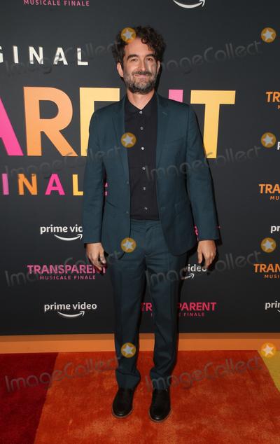 Jay Duplass Photo - 13 September 2019 - Los Angeles California - Jay Duplass LA Premiere Of Amazons Transparent Musicale Finale held at Regal Cinemas LA Live Photo Credit FSadouAdMedia