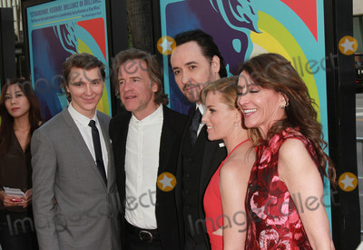 Bill Pohlad Photo - 02 June 2015 - Beverly Hills California -  Paul Dano Bill PohladJohn Cusack Claire Rudnick Polstein  arrive at the Love  Mercy Los Angeles premiere at the Samuel Goldwyn Theater in Beverly Hills California Photo Credit Theresa BoucheAdMedia