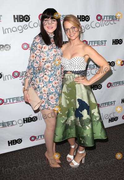 Beck Photo - 10 July 2017 - West Hollywood California - Lena Hall Mena Suvari Becks 2017 Outfest Los Angeles LGBT Film Festival Screening Photo Credit F SadouAdMedia