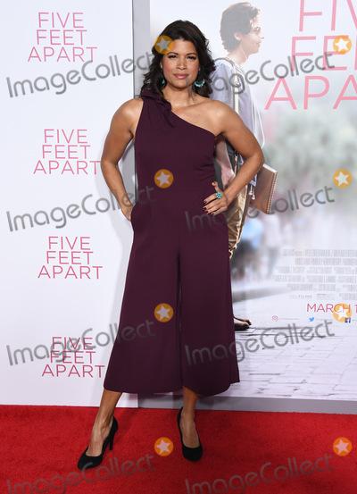 Andrea Navedo Photo - 07 March 2019 - Westwood California - Andrea Navedo Five Feet Apart Los Angeles Premiere held at the Fox Bruin Theatre Photo Credit Birdie ThompsonAdMedia