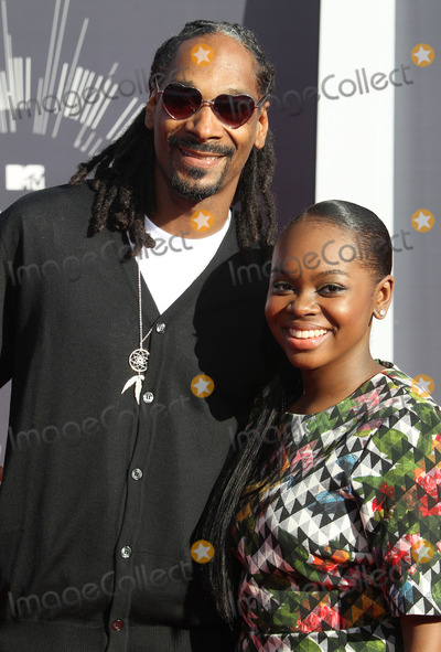Cori Broadus Photo - 24 August  2014 - Inglewood California - Snoop Dogg Cori Broadus Snoop Lion 2014 MTV Video Music Awards held at The Forum Photo Credit F SadouAdMedia