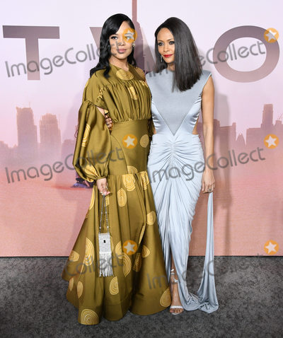 TCL Chinese Theatre Photo - 05 March 2020 - Hollywood California - Tessa Thompson Thandie Newton HBOs Westworld Season 3 Los Angeles Premiere held at TCL Chinese Theatre Photo Credit Birdie ThompsonAdMedia
