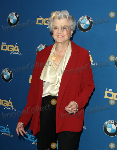 Angela Lansbury Photo - 03 February 2018 - Los Angeles California - Angela Lansbury 70th Annual DGA Awards Arrivals held at the Beverly Hilton Hotel in Beverly Hills Photo Credit AdMedia