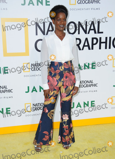 Kelsey Scott Photo - 09 October  2017 - Hollywood California - Kelsey Scott LA premiere of National Geographic Documentary Films Jane held at Hollywood Bowl in Hollywood Photo Credit Birdie ThompsonAdMedia