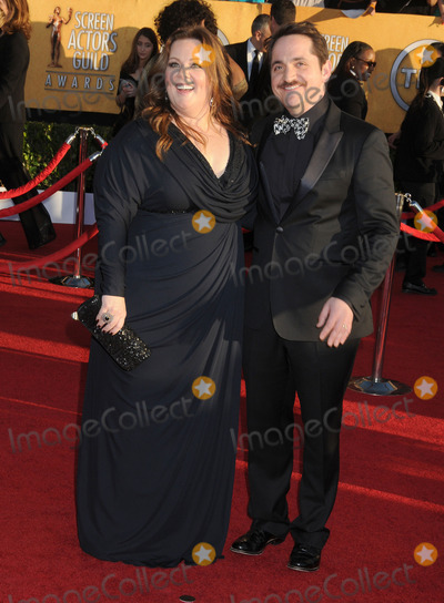 Ben Falcone Photo - 29 January 2012 - Los Angeles California - Ben Falcone and Melissa McCarthy 18th Annual Screen Actors Guild Awards held at The Shrine Auditorium Photo Credit Byron PurvisAdMedia