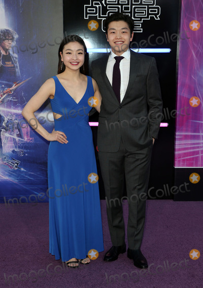 Alex Shibutani Photo - 26 March 2018 - Hollywood California - Maia Shibutani Alex Shibutani Warner Bros Pictures Ready Player One Los Angeles Premiere held at the Dolby Theatre Photo Credit F SadouAdMedia