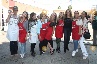 Ann Marie Photo - 06 September 2018-  Hollywood California - Leron Gubler Kate Linder Amy Aquino Anglica Mara Erin Murphy Ellen K Angelica Vale Catherine Bach Anne-Marie Johnson Captain Cory Palka At Hollywood Chamber Of Commerces 24th Annual Police and Firefighter appreciation Day held at LAPD Hollywood Division Photo Credit Faye SadouAdMedia